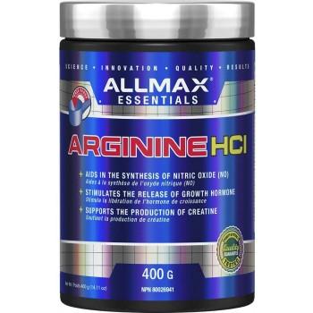 Arginine HCL 400 gr