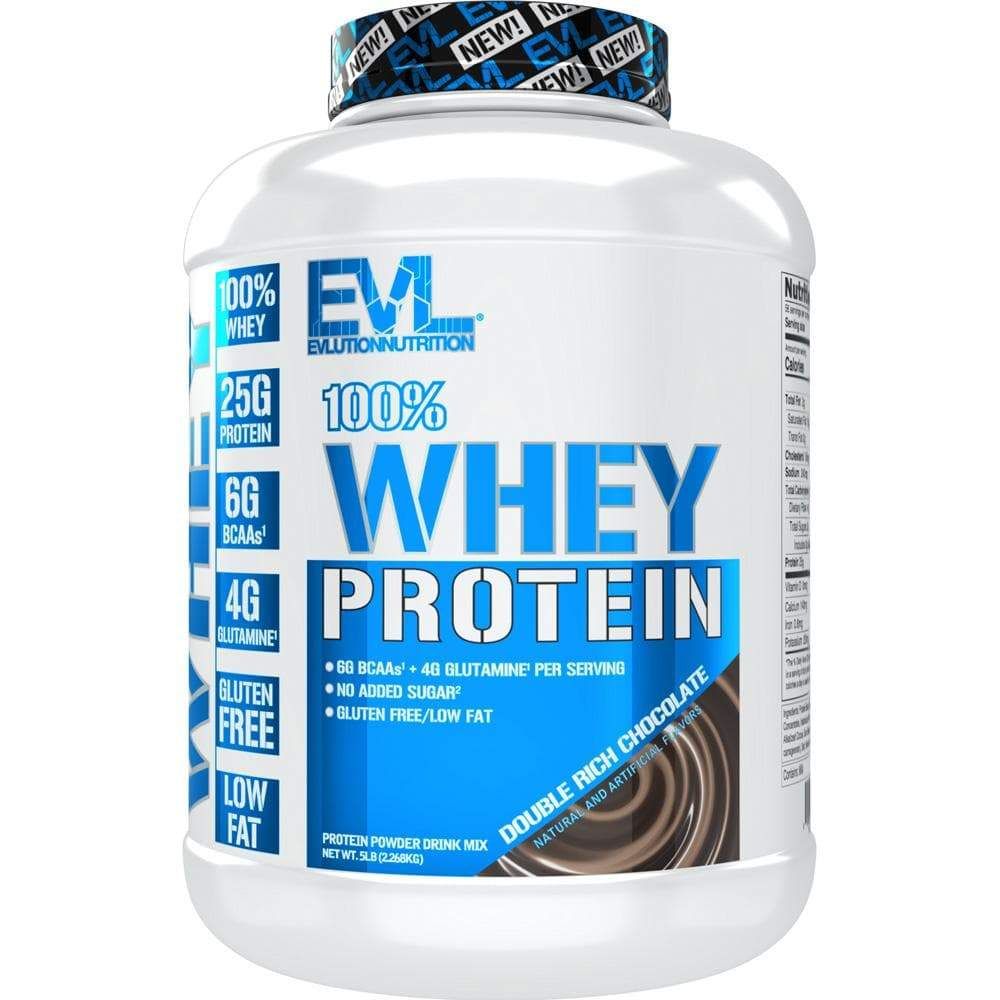 100% Whey Protein 2280гр