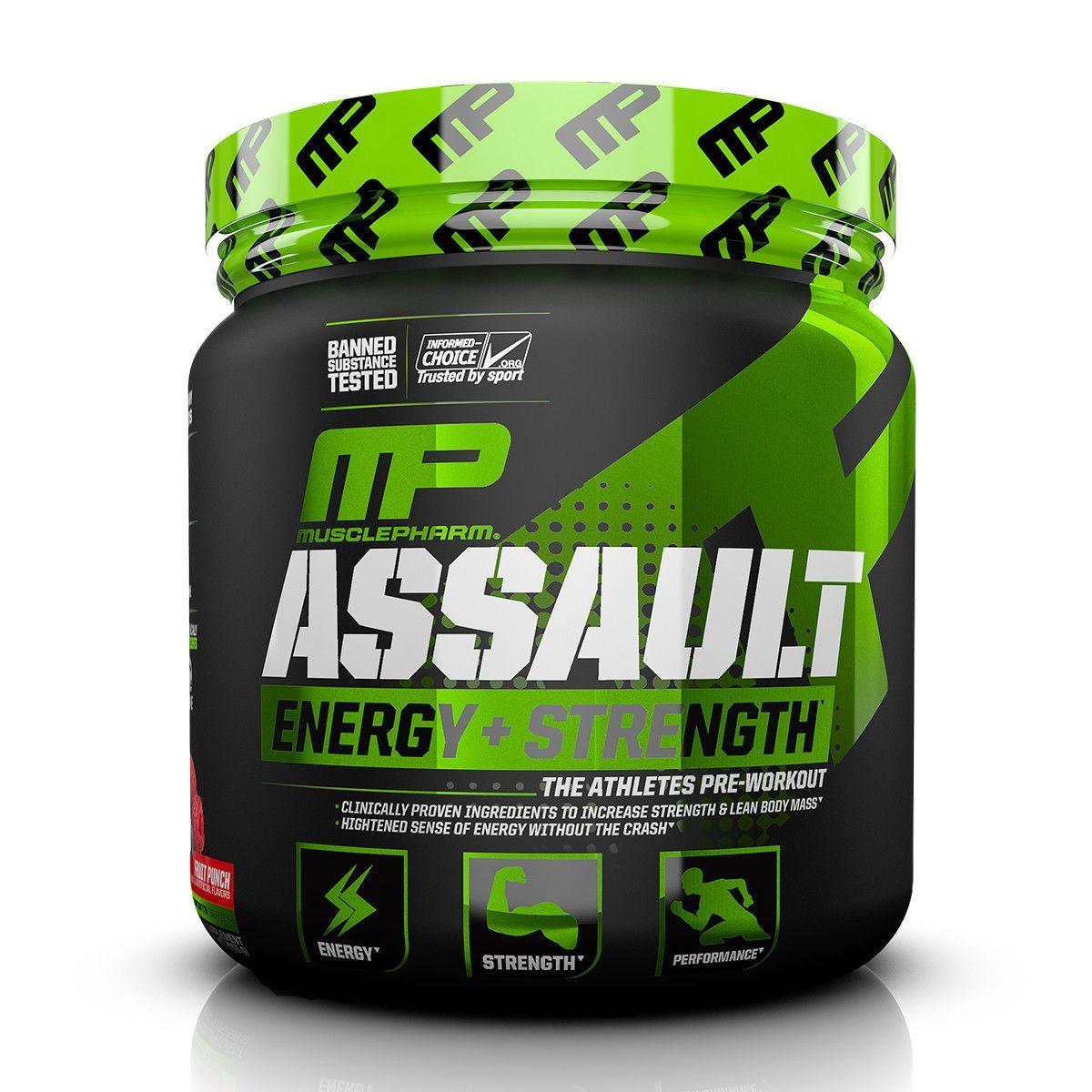 Assault Energy 345 гр