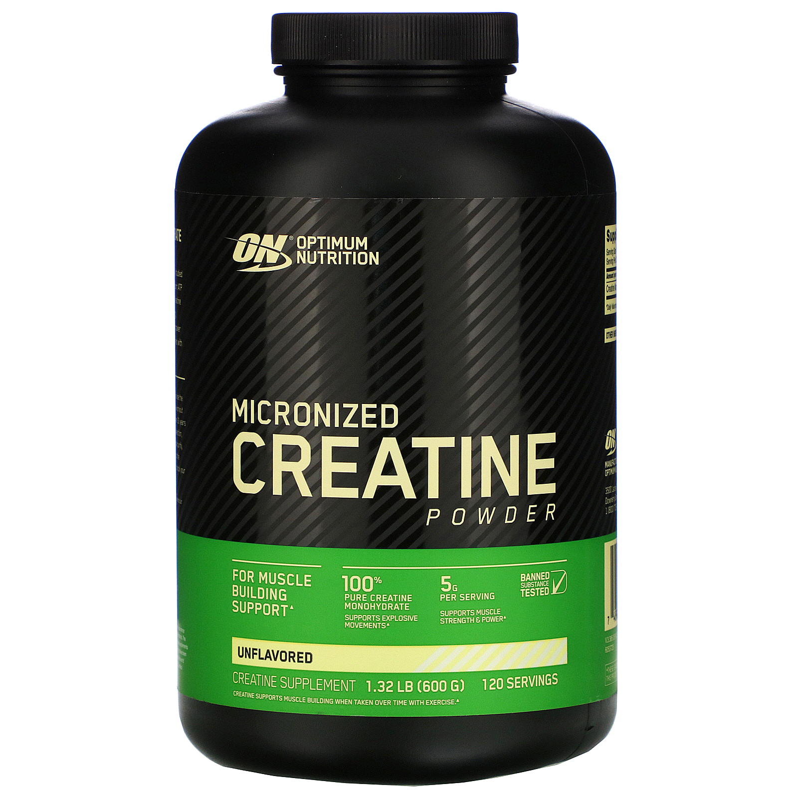 CREATINE POWDER 120 порций
