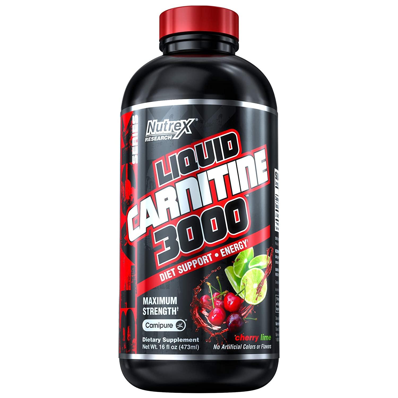Liquid Carnitine 3000 (473 ml)