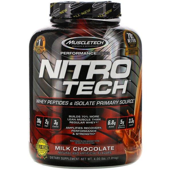NitroTech 1800 гр