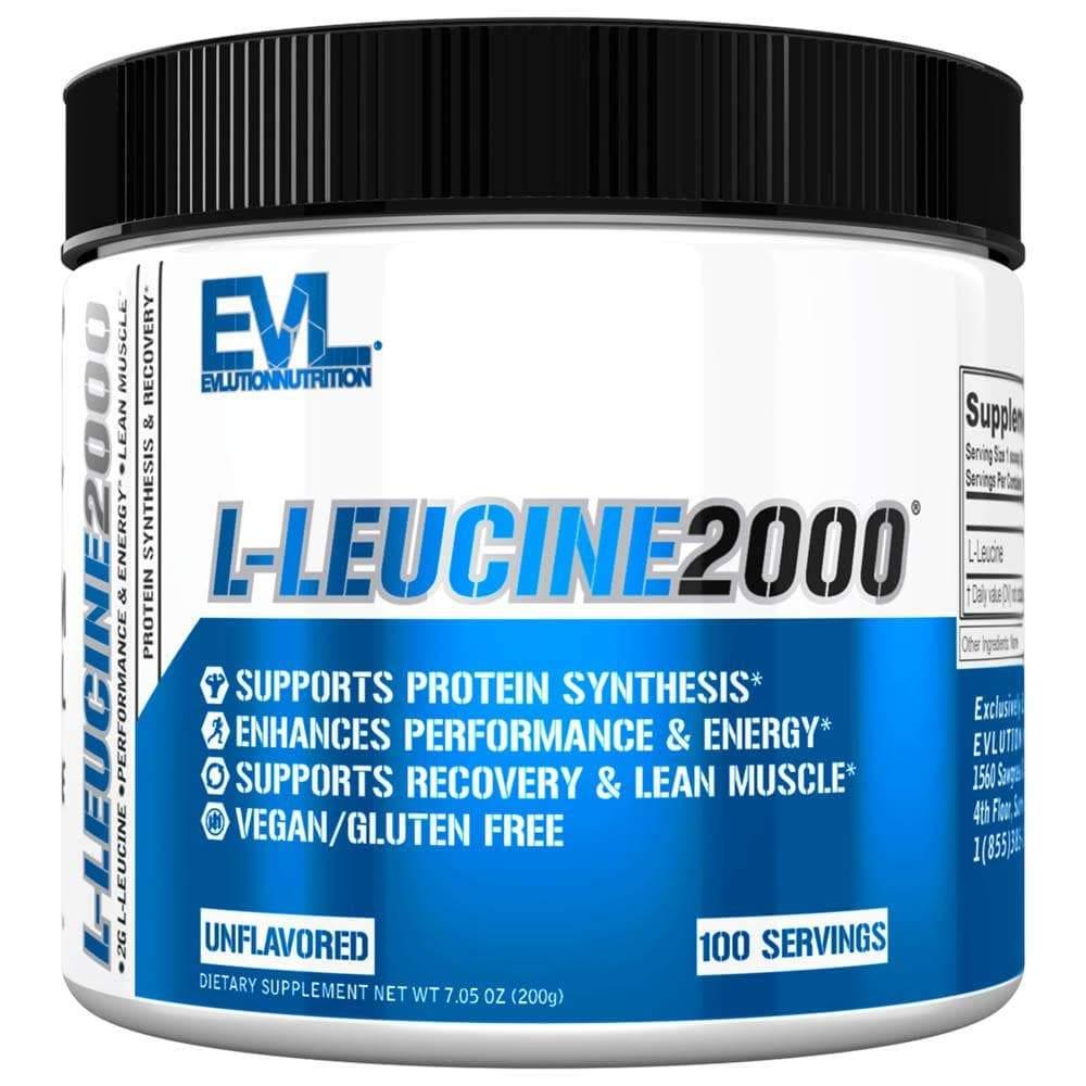 L-Leucine 200 грамм