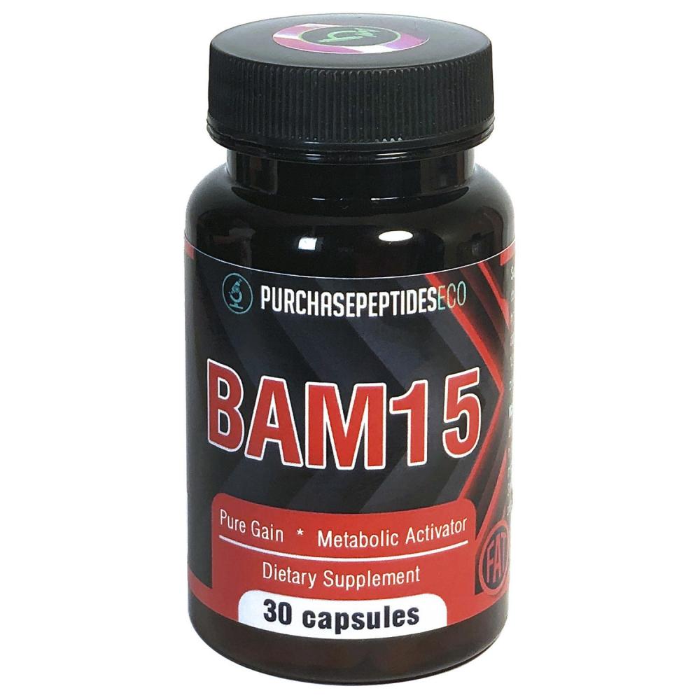 BAM 15  30 капсул