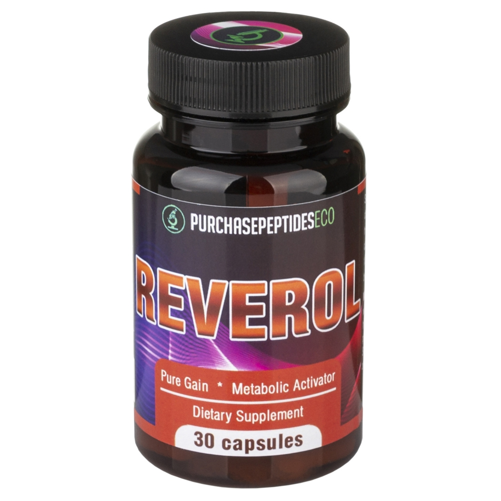 REVEROL 15 мг 30 caps