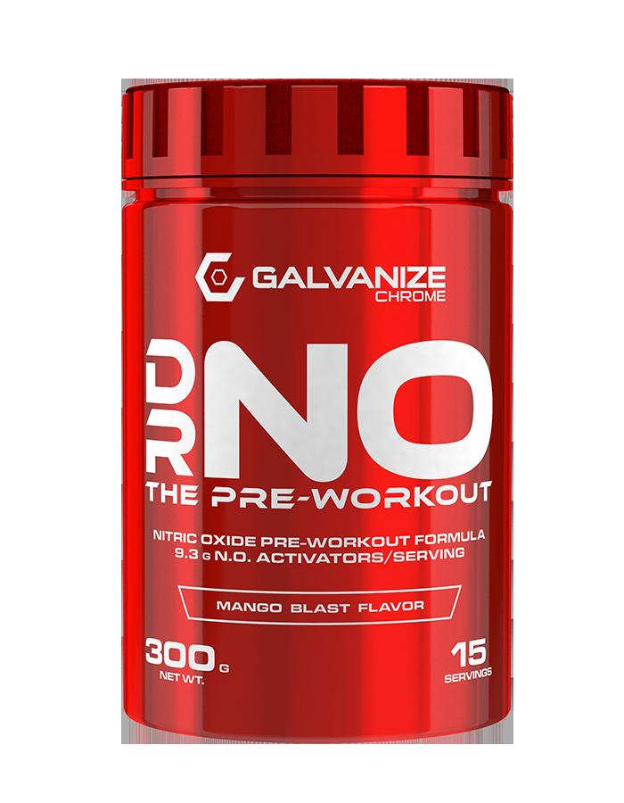 Dr No pre workout