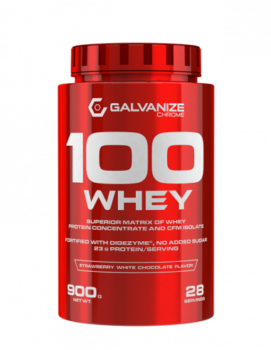 100% Whey Protein 900 гр