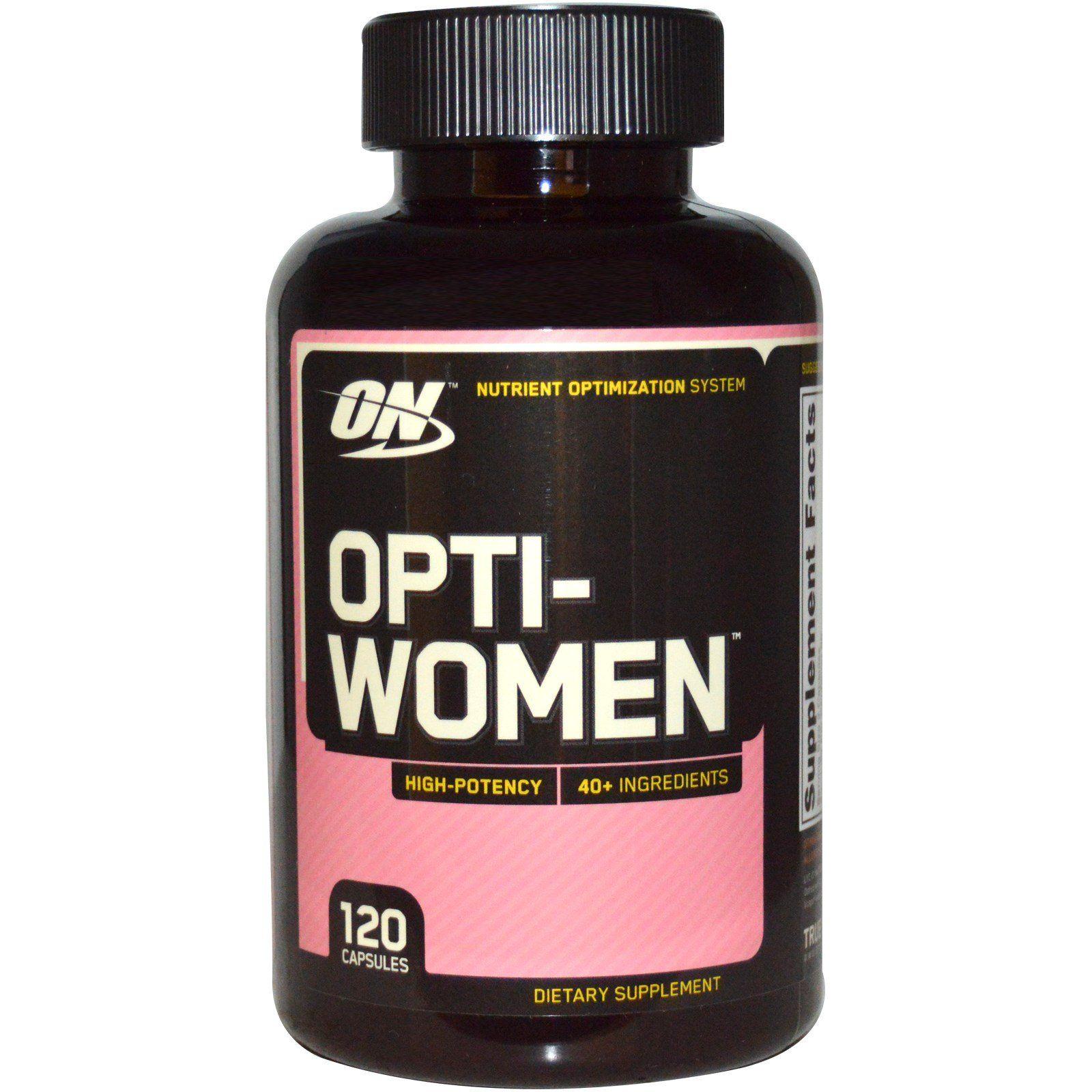 OPTI — WOMAN 120 капсул