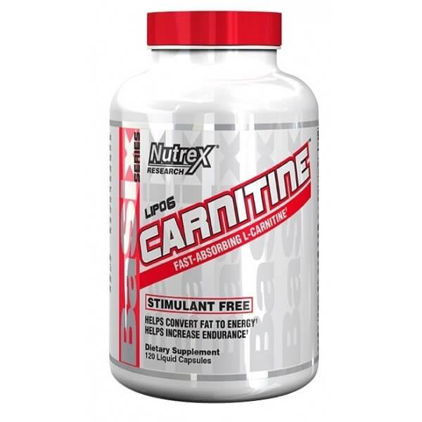 Lipo-6 Carnitine 120 капсул